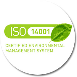 Certifications - ISO 14001