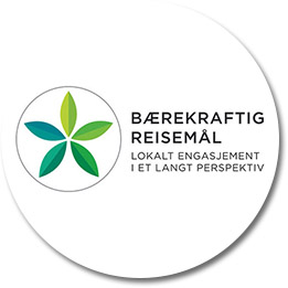 Certification - Sustainable destination (Bærekraftig reisemål)