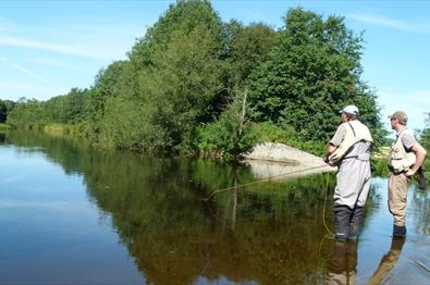 Reccomended fishing trips: Along the Lena-river