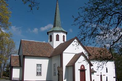 Lunner church