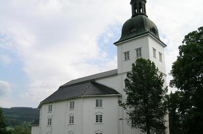 Jevnaker church